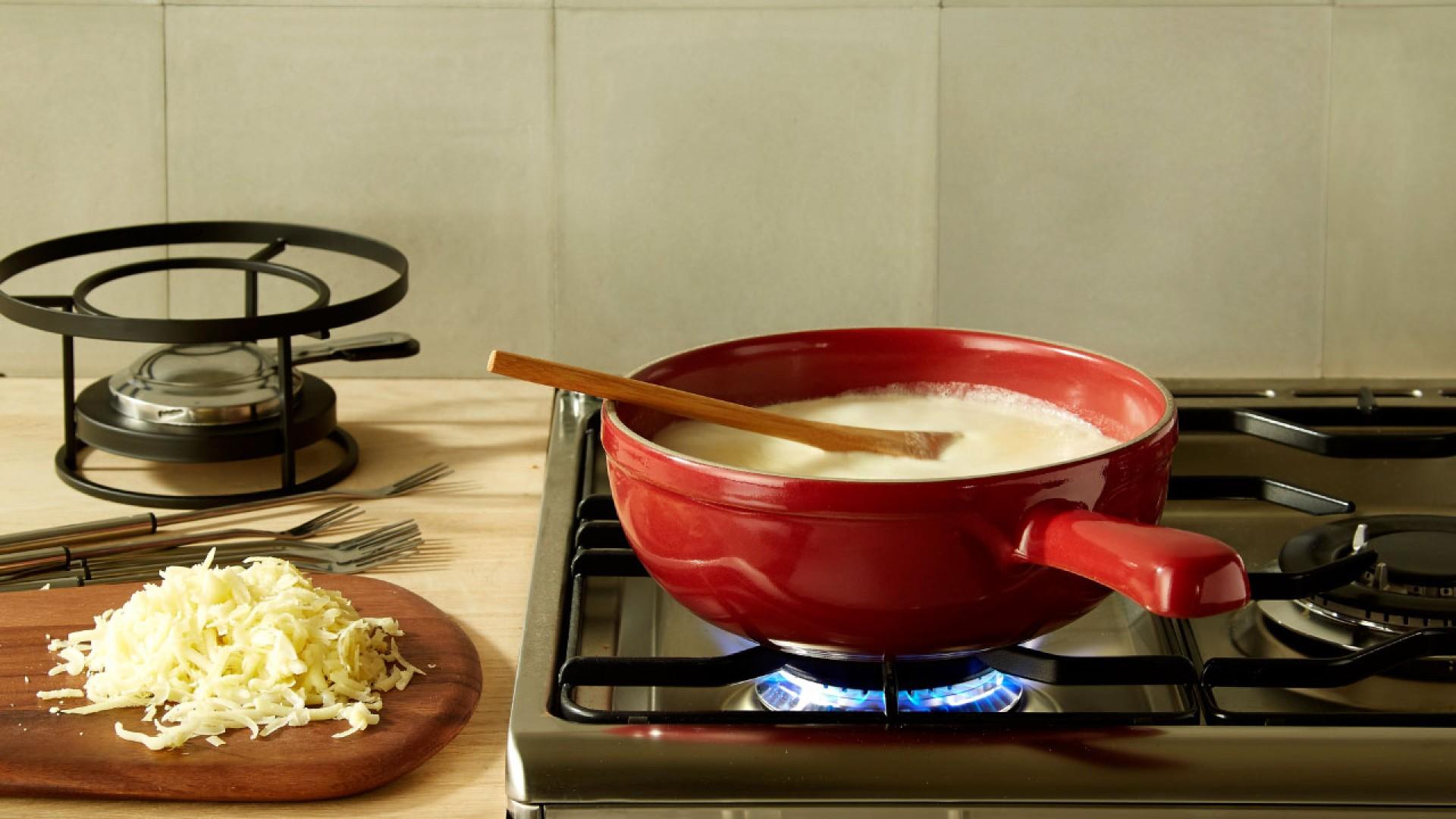 Le set fondue